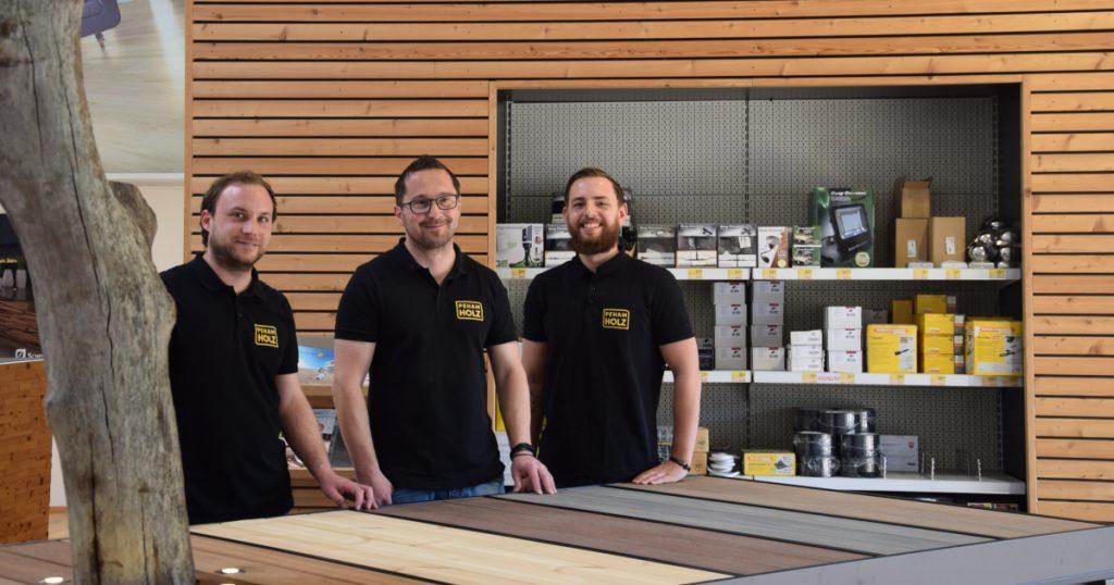 Team Holzmarkt Peham Holz Eugendorf